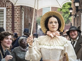 Kate Dolan recognized Petersburg in PBS series Mercy Street