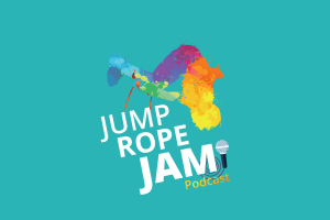 Kate Dolan supports Jump Rope Jam