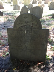 Kate Dolan finds a graveyard on the Freedom Trail