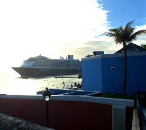 Kate Dolan writes about saving money on a cruise
