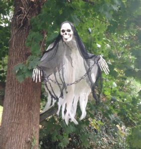 Kate Dolan writes about Halloween decorations