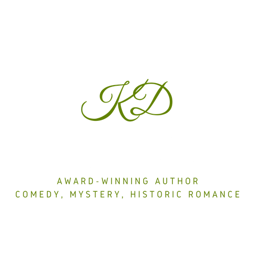 Kate Dolan - Award-Winning Author
