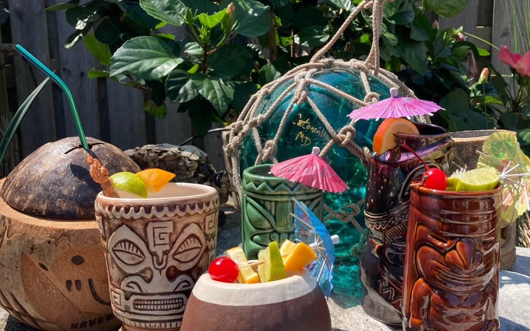 What is a Tiki Drink?