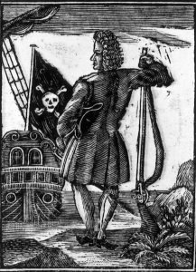 Kate Dolan's series about the worst pirates in history includes Stede Bonnet